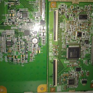 LED és LCD TV T-con modulok (bontott)