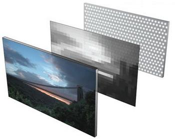 LCD és LED tv kijelzők (bontott)